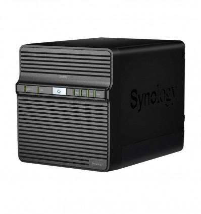 Synology DS418J - Servidor NAS + Discos