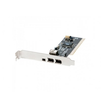 TARJETA APPROX PCI FIREWIRE 3 PUERTOS APPPCIFW3PV2