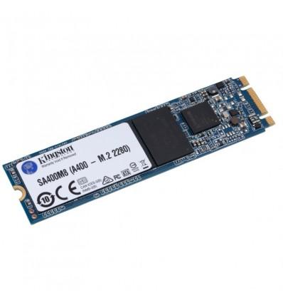 DISCO SSD KINGSTON 240GB A400 M.2 SA400M8/240G