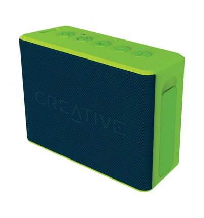 ALTAVOCES CREATIVE MUVO 2C VERDE BLUETOOTH