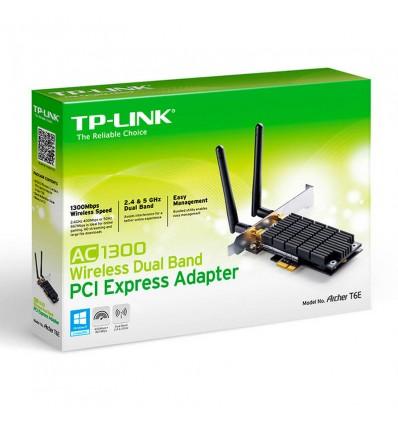 TARJETA TP-LINK ARCHER T6E AC1300 PCI EXPRESS