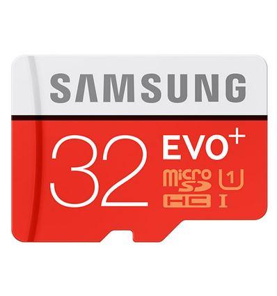 MEMORIA MICRO SD SAMSUNG EVO+ 32GB - SD03SA05