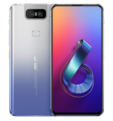 """Asus ZenFone 6 ZS630KL-2J032EU Plata - Smartphone 6.4"""" Octa-Core 6GB 64GB"""