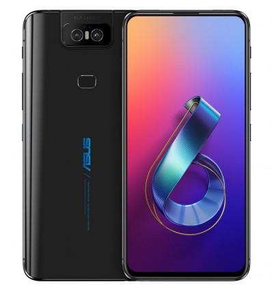 MOVIL ASUS ZENFONE 6 ZS630KL-2A031EU 64GB NEGRO