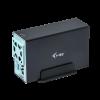 CAJA EXTERNA I-TEC USB 3.0 HDD / SSD
