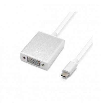 ADAPTADOR UNOTEC USB-C A VGA