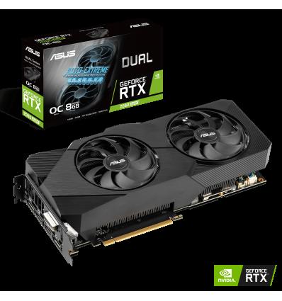GRAFICA ASUS DUAL RTX2060 SUPER EVO OC 8GB