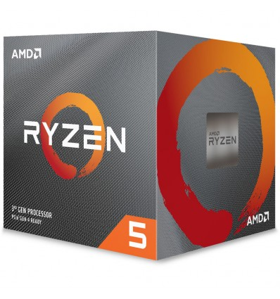 PROCESADOR AMD RYZEN 5 3400G SOCKET AM4
