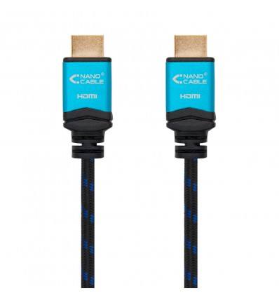 CABLE HDMI V2.0 4K 60Hz M/M 2M