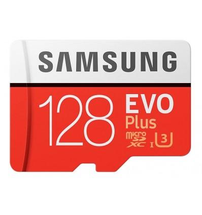 MEMORIA MICRO SD SAMSUNG EVO+ 128GB