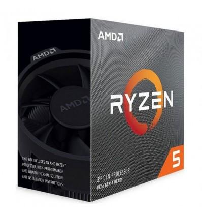 PROCESADOR AMD RYZEN 5 3600X SOCKET AM4