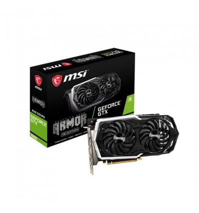 GRAFICA MSI GTX 1660 ARMOR 6GB OC