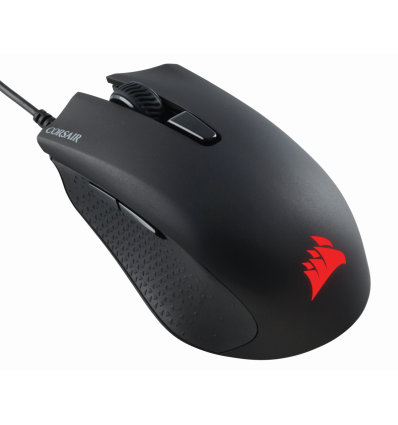 RATON CORSAIR HARPOON PRO GAMING NEGRO