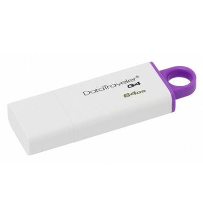 MEMORIA PENDRIVE KINGSTON 64GB DTIG4/64GB USB 3.0 - MU02KG24