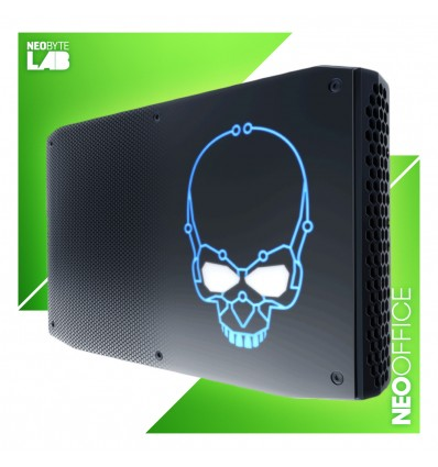 NEO MINI INTEL NUC HADES CANYON 8GB 250SSD