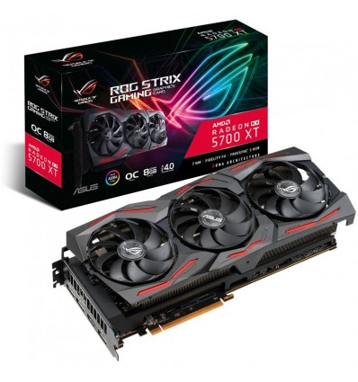 GRAFICA ASUS ROG STRIX RX5700XT GAMING OC 8GB