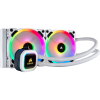 VENTILADOR CORSAIR H100I HYDRO SERIES RGB BLANCO