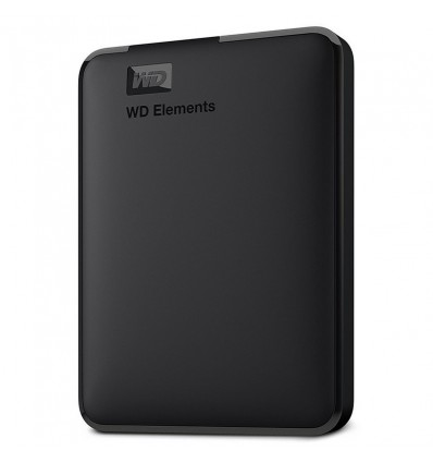 DISCO DURO WD ELEMENTS 4TB 2.5 EXTERNO BLACK USB 3