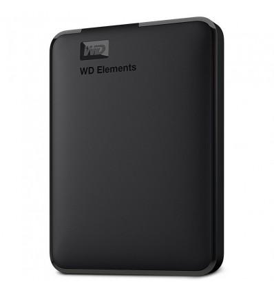 DISCO DURO WD ELEMENTS 4TB 2.5 EXTERNO BLACK USB 3