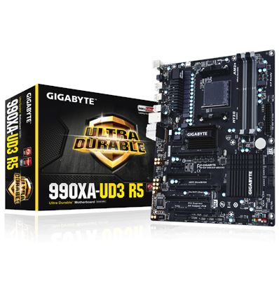 PLACA BASE GIGABYTE GA-990XA-UD3 R5 - PB02GB10