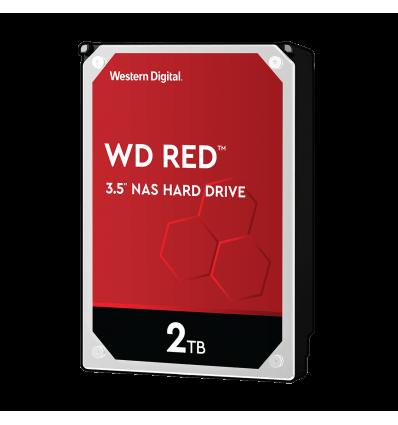 DISCO DURO WESTERN DIGITAL RED 2TB WD20EFAX