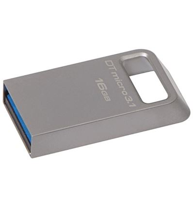 MEMORIA PENDRIVE KINGSTON 16GB USB 3.0 DTMC3/16GB - MU03KG01
