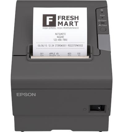 IMPRESORA EPSON TM-T88V USB BLACK - IM05EP02