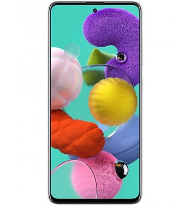 "Samsung Galaxy A51 blanco - Smartphone 6.5"" Octa-Core 4GB 128GB"
