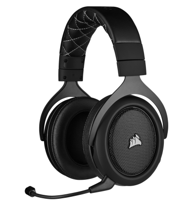 AURICULARES CORSAIR HS70 PRO WIRELESS CARBON