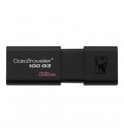 MEMORIA PENDRIVE KINGSTON 32G DT100G3/32GB USB 3.0