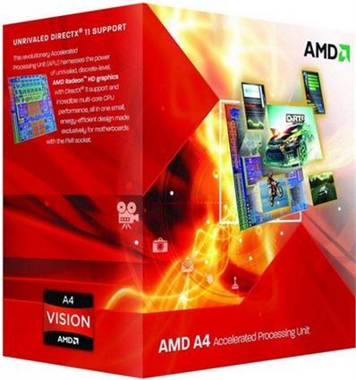PROCESADOR AMD A4 6300 3.7GHZ - CP02AM20