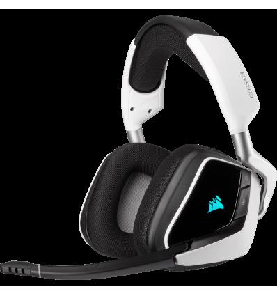 Corsair Void Elite 7.1 Blancos Wireless