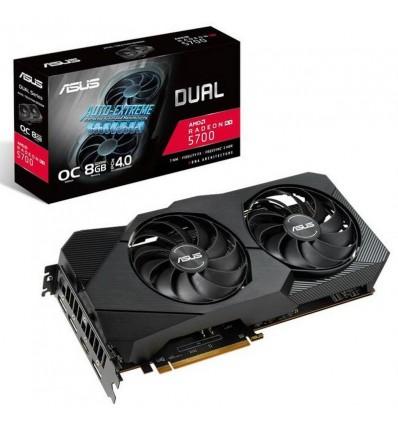 GRAFICA ASUS DUAL RX 5700 8GB OC EVO