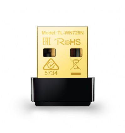TARJETA TP-LINK TL-WN725N USB
