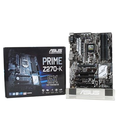 PLACA BASE ASUS PRIME Z270-K SOCKET 1151K - PB01AS106