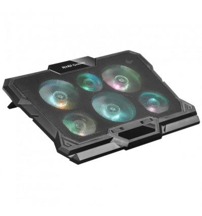 """Tacens Mars Gaming MNBC4 - Base refrigeración hasta 17.3"""""""