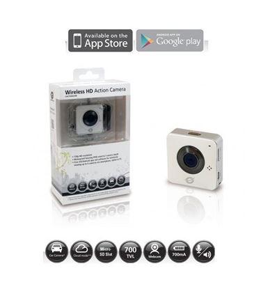 VIDEOCAMARA DIGITAL CONCEPTRONIC CACTIONCAM IP HD - VD02CP01
