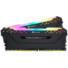 Corsair Vengeance RGB Pro 32GB (2x16GB) DDR4 3600 MHz - Memoria RAM