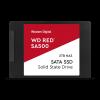 """Western Digital Red SA500 2TB - SSD 2.5"""" NAS"""