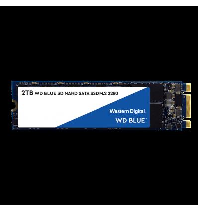 Western Digital Blue 2TB M.2