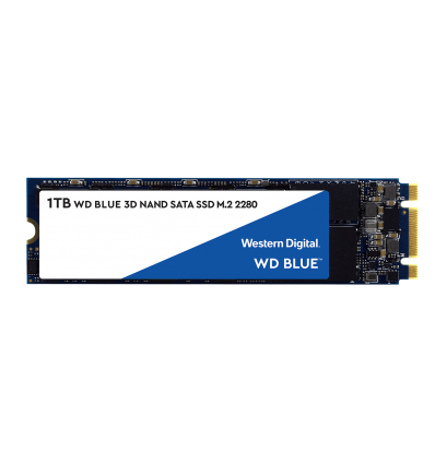 Western Digital Blue 1TB - SSD M.2 SATA
