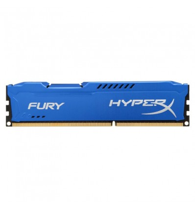 Kingston 4GB DDR3 1866 Azul