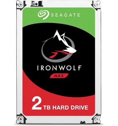 Disco duro NAS Seagate Ironwolf ST2000VN004 2 TB