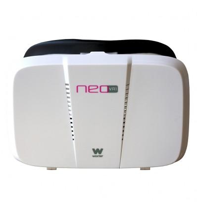 Gafas VR Woxter NEO VR1 3D Blanco