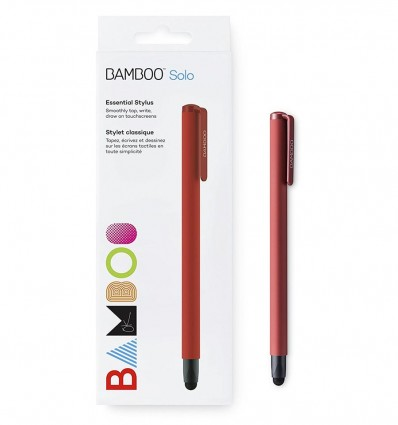Bamboo Stylus Solo 4 Red