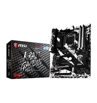 PLACA BASE MSI Z270 KRAIT GAMING 1151K - PB01MS50