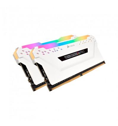 Corsair Vengeance RGB Pro 16GB (2x8GB) DDR4 3000 MHz - Memoria RAM