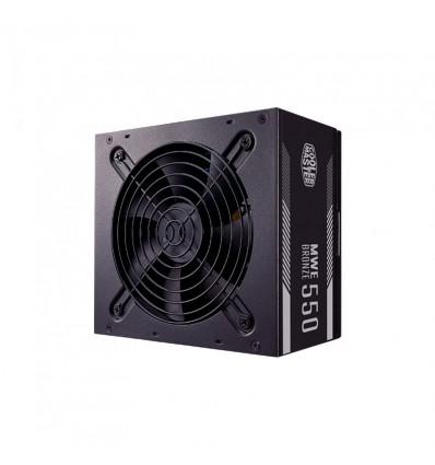 Cooler Master MWE 550 Bronze V2 - Fuente de alimentación 550W
