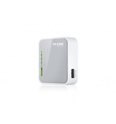TP-Link TL-MR3020 - Router 3G/4G portátil
