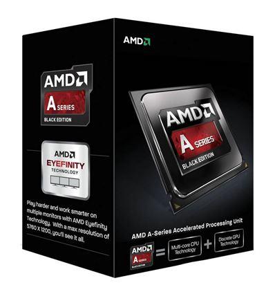 PROCESADOR AMD A10 7850K 3.7GHZ SOCKET FM2+ - CP02AM22